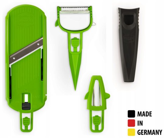 Obierak do warzyw Multi Peeler + Tarka do warzyw Multi Slicer