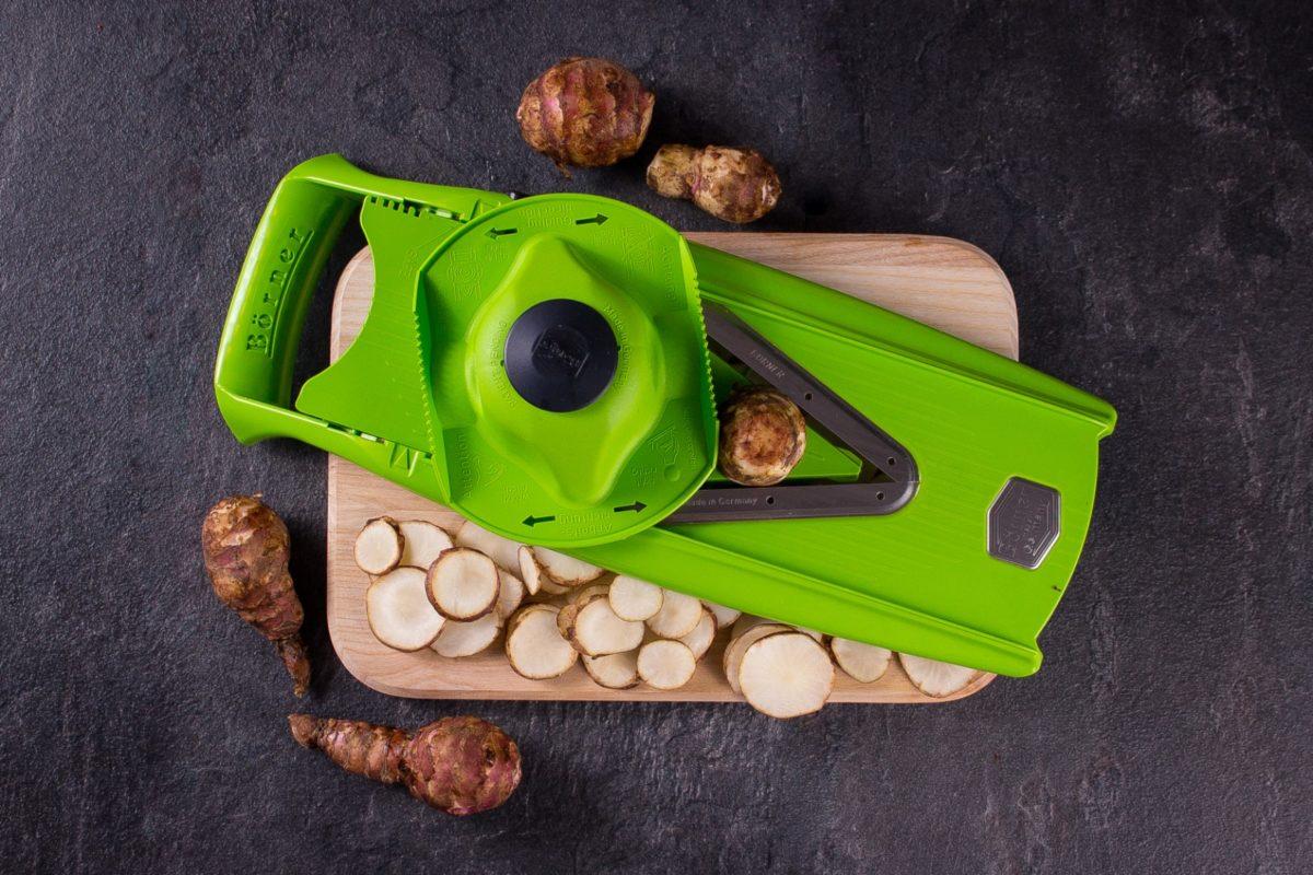 ręczna szatkownica do warzyw